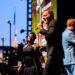Miriam Mandipira & Michael Carøe med Tivolis Big Band